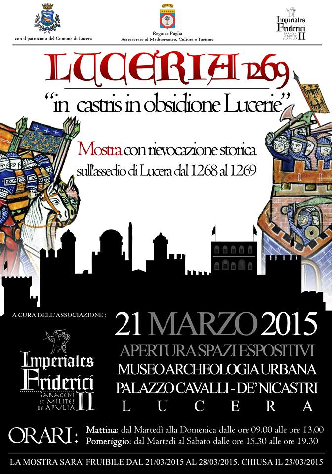 Mostra Luceria 1269