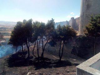 Incendio 29 Giugno 2017 - Foto Anna Ricciardi